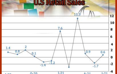 U.S. Retail Sales Unexpectedly Rebound In June