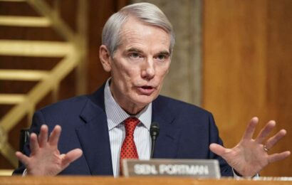 U.S. senators drop tax enforcement from bipartisan infrastructure bill