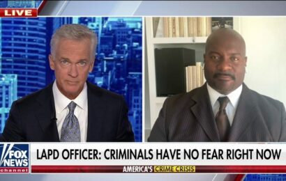 Washington, DC mayor announces plan to hire 170 additional police officers amid crime spike