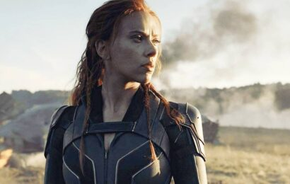'Black Widow' nabs $13.2 million in previews, putting it on pace for pandemic-era box office record