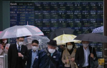 Asia-Pacific markets rise as S&P 500, Nasdaq jump to record highs; mining stocks up