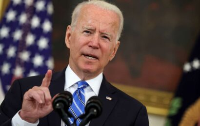 Biden says Afghans must 'fight for themselves' as Taliban advances, does not regret U.S. withdrawal