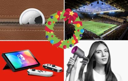 Christmas tech gift guide – ALL the hottest games and gadgets for Xmas 2021