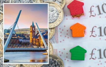 House prices: Top 20 most affordable places to live in the UK