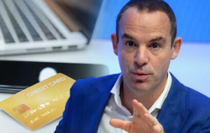 Martin Lewis: Stop paying credit card interest NOW