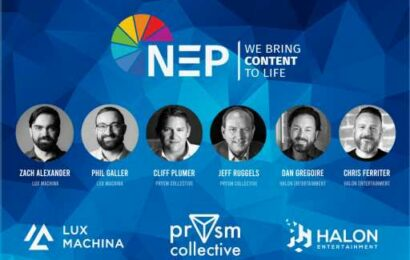 NEP Group Establishes Virtual Production Business With Acquisitions Of Prysm Collective, Lux Machina & Halon Entertainment