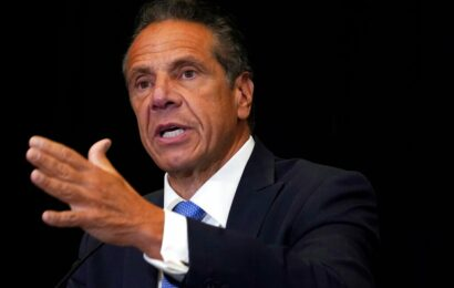New York Governor Andrew Cuomo Defies Calls To Resign, Again Denies Sexual Harassment Allegations; Time's Up Calls For Him To Step Aside