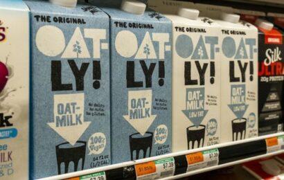 Oatly loses trademark infringement case against small British producer Glebe Farm