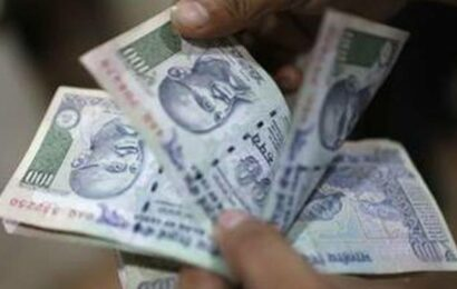 Rupee rises 9 paise against U.S. dollar in early trade