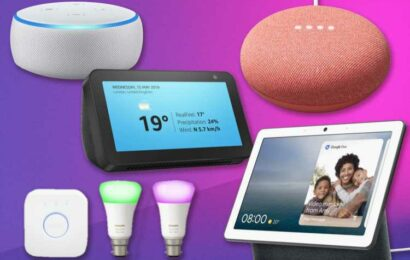 Save 25% on Philips Hue lighting kit when you buy a smart speaker at Currys