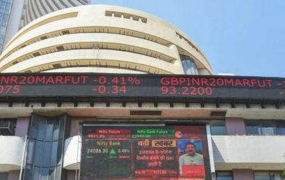 Sensex rallies 663 points to close above 57,000 mark; Nifty scales 17,000