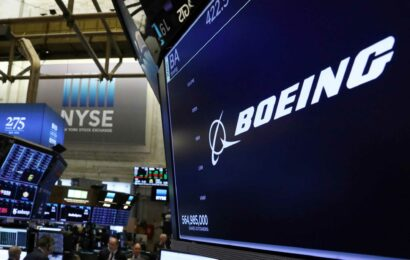 Stocks making the biggest moves premarket: Boeing, Coinbase, Pfizer, BioNTech and more