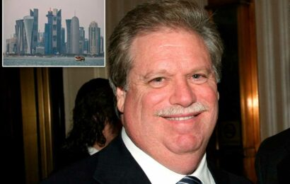 Trump backer Elliot Broidy accused of orchestrating covert campaign against Qatar