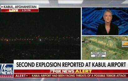 Trump counterterrorism official outlines Biden's 'missteps' leading to deadly Kabul bombings