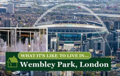 What it's like to live in… Wembley Park, London
