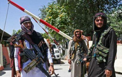 World leaders react as the Taliban take Kabul