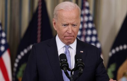 'I'll be darned': Biden reacts to pivotal German election result