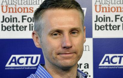 ACTU renews call for Treasurer to block CBA super takeover