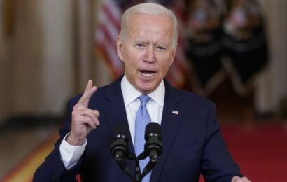 Army officer resigns over Biden vaccine mandate, 'Marxist takeover of the military'