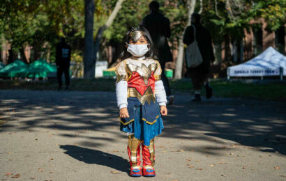 CDC director weighs in on whether kids should go trick-or-treating on Halloween amid the pandemic
