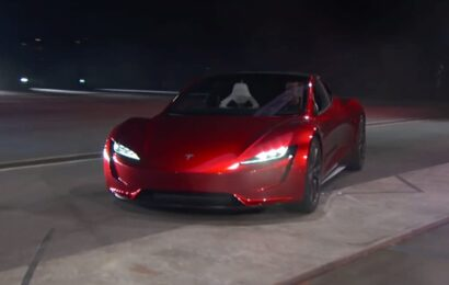 Elon Musk says Tesla Roadster delayed until 2023 as supply chain issues persist