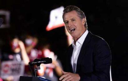 Gavin Newsom Holds Wide Margin Against Recall Effort