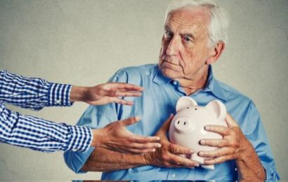 Inheritances will be destroyed! 7 ways social care fees will steal your family's wealth
