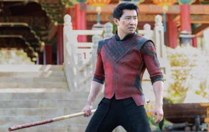 Marvel's 'Shang-Chi' is now the highest-grossing domestic release of 2021