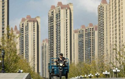 Shares of Chinese Estates pop as much as 15% after firm signals it could dump entire Evergrande stake