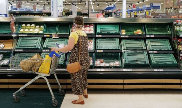 The 7 ways to save money after inflation rise: How to save on your weekly shop