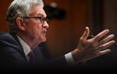 The Fed is evaluating whether to launch a digital currency and in what form, Powell says