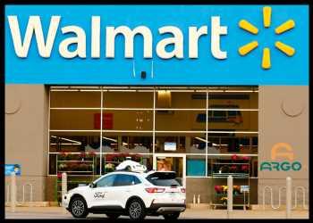 Walmart To Pilot Autonomous Vehicle Delivery Service