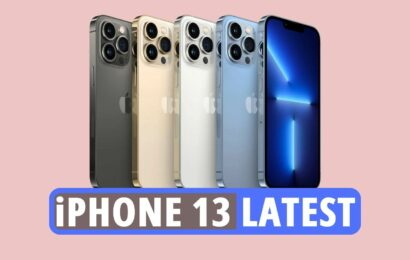 iPhone 13 Pro Max launch LIVE – Apple's most expensive EVER mobile finally released for customers all around the world