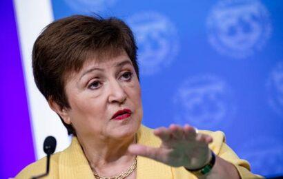 'Not true': IMF chief Georgieva denies pro-China pressure on World Bank report