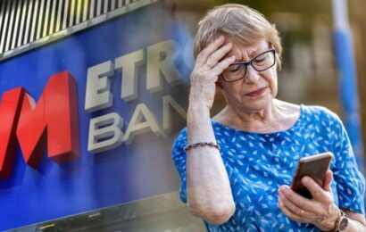 'Criminals are experts!' Metro Bank issues warning to Britons as 'spoofing' scams soar