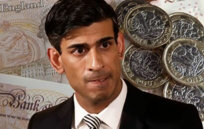 Autumn budget: 5 announcements Rishi Sunak is expected to make – including more tax raids