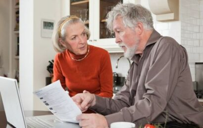 Britons urged to 'know your spending' or risk running out of money in retirement