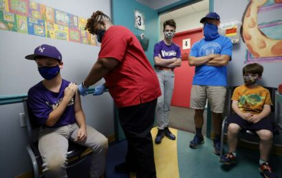 California readies 4,000 sites to administer 1.2 million Covid vaccines to kids 5 to 11 in first week