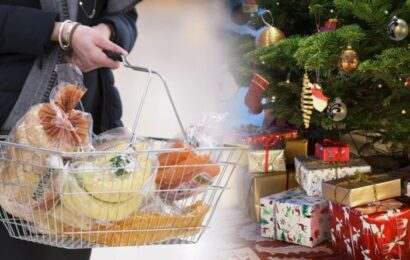 Christmas price hike: How much are prices going to rise by?
