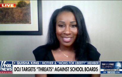 Florida mom Quisha King worries 'vague' DOJ memo would quell free speech