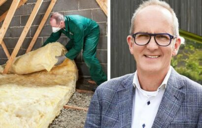 Grand Designs' Kevin McCloud shares easy and affordable ways to insulate a house