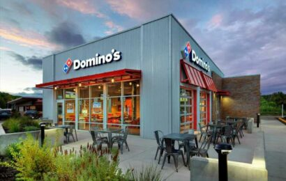 Here's how much money you'd have if you invested $1,000 in Domino's pizza 10 years ago