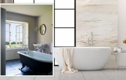 Home improvements: How to make your bathroom look bigger without an extension