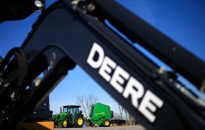 John Deere workers go on strike