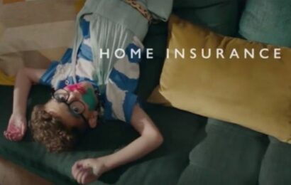 John Lewis pulls insurance ad of boy destroying house over 'policy cover' concerns