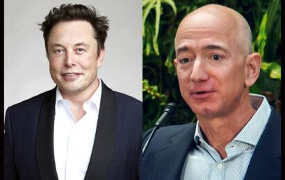 Musk Pokes Bezos Twice In The Same Week