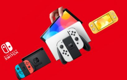 Nintendo Switch OLED vs Switch vs Switch Lite – price, specs, and value for money