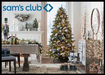 Sam's Club Unveils Early Shopping Events Ahead Of Holiday Season