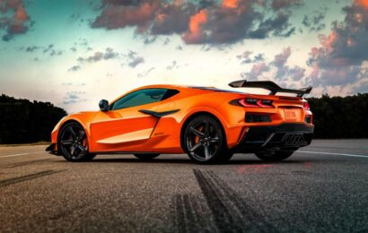 The 2020 Stingray marks a new era of Corvettes